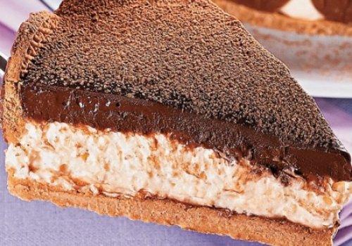 Torta Holandesa com Cream Cheese