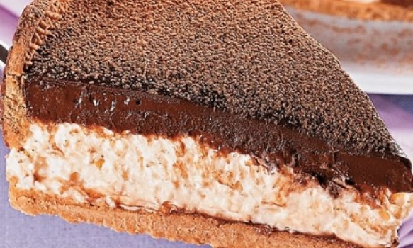 Torta Holandesa com Cream Cheese