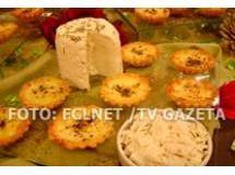 Casquinha de quatro queijos (mulheres)