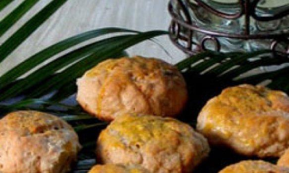 pão de Cebola e Fondor