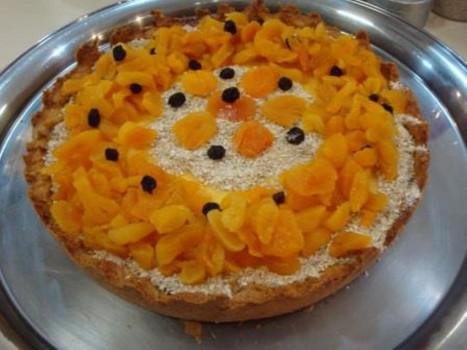 Torta Integral de Frutas