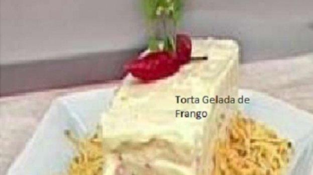 Torta Gelada de Frango