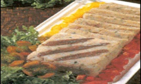 Bolo de Batata com Atum