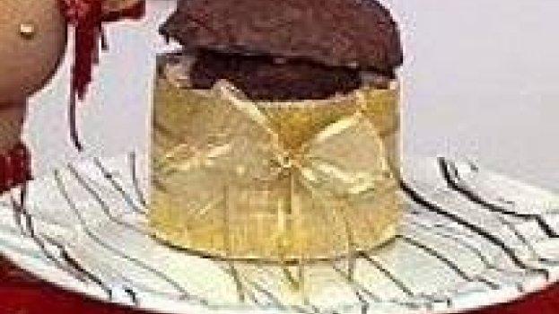 Panetone com Creme de Avelãs (Nutella)