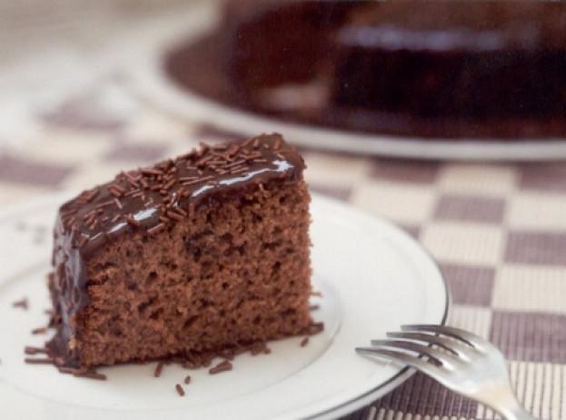 Receita definitiva para fazer um Bolo de chocolate simples