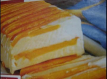 Gelado de pêssego e manga diet | viviane rodrigues de almeida