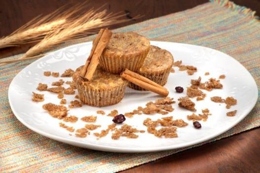 Muffin integral de maçã | d&a Imprensa