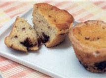Muffins com Cream Cheese