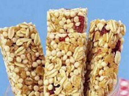 barra de cereal | Raquel Deorsola Sacramento