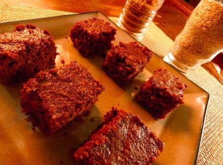 Bolo de Chocolate para Vegetarianos