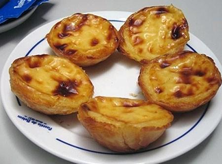 Pastel de Nata Português
