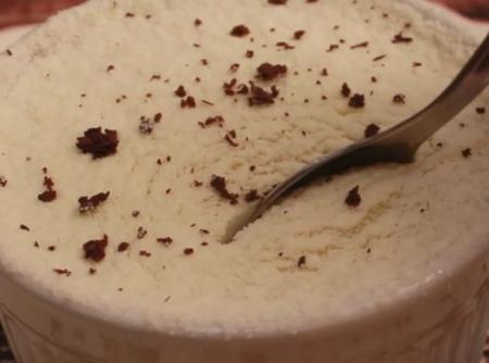 Escondidinho de Nutella e Leite Ninho
