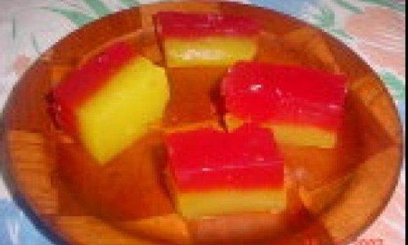 Geléia Vermelha e Amarela
