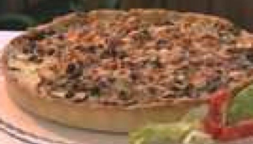Torta de Escarola