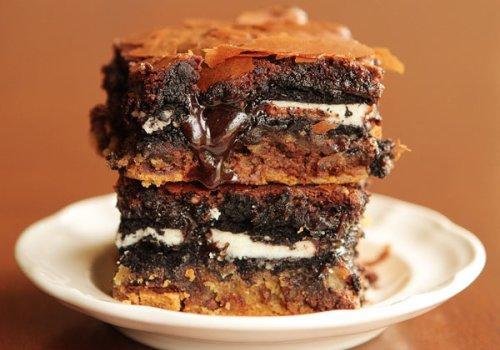 Brownie de Negresco