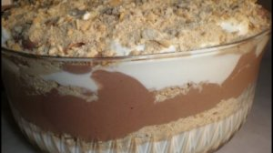Receita de Torta Gelada de Queijo e Chocolate   CyberCook