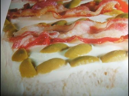 Torta de catupiri com bacon | Dimitrio Luiz de Sena Martins