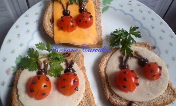 Sanduba Natural Joaninhas