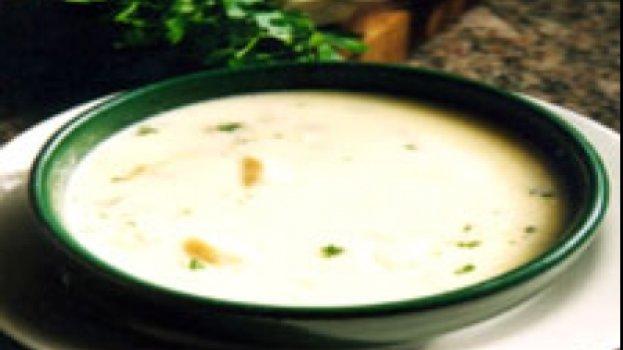 Sopa Creme de Palmito