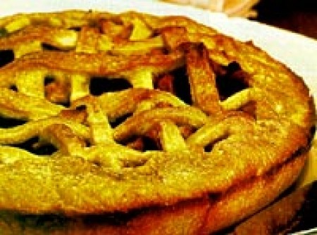Torta hungara de maça