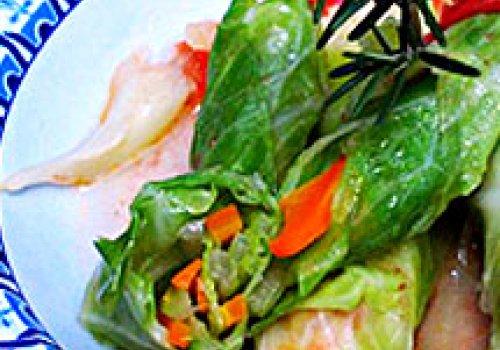 Charutos Vegetarianos