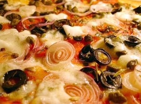 Pizza - a Verdadeira Massa Italiana de Pizza