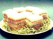 Sanduíche Listradinho