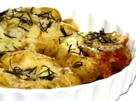 Batatas ao murro