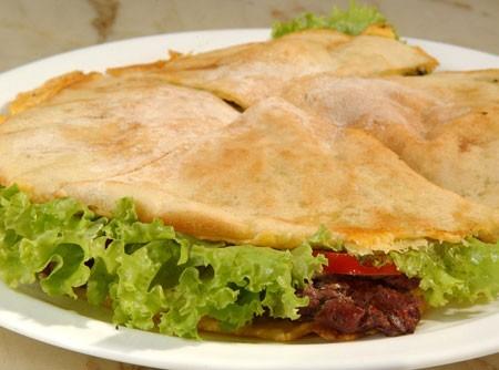 Beirute de kafta | Restaurante Arabesco.