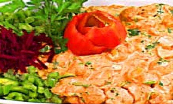 Strogonoff de Carne de Soja