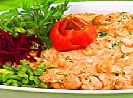 Strogonoff de Carne de Soja   Nelly