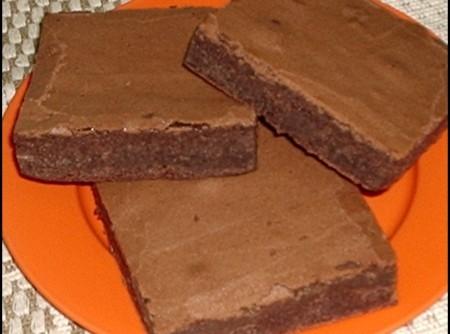 Brownie Simples de Chocolate | Sergio