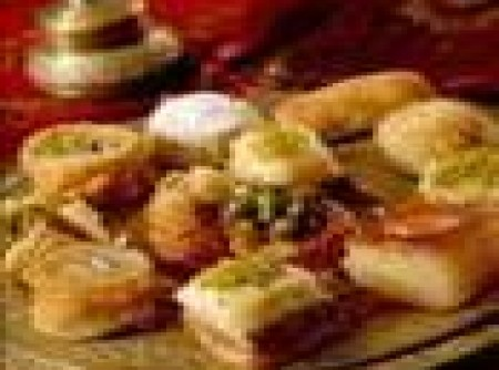 Doce Libanês de Aletria | marcia lustosa lins de melo