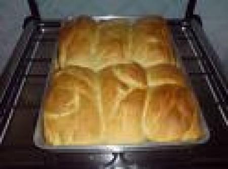 pão de geladeira de Izilda Gentina   Silvia Nine