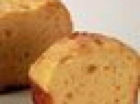Pão de Cenoura não Sovado | Gabriel Machado Vianna