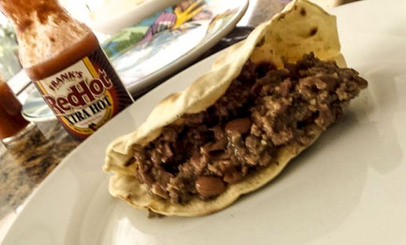 Tortilla - A massa do taco mexicano