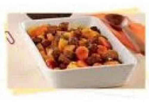 Ensopado de carne com mandioca by k&m
