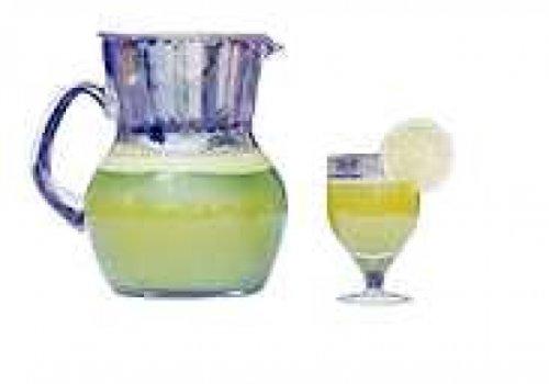 Suco de Limão com Couve