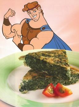 Omelete Hércules