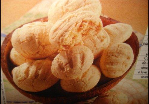 Biscoitinhos de soja
