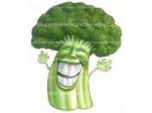 Espuma de Brócolis