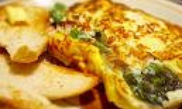 Omelete de champignons