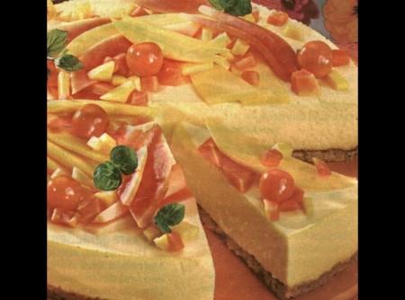 Torte de Papaya-Manga