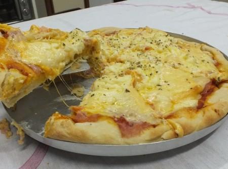 Pizza Fácil | Luiz Lapetina