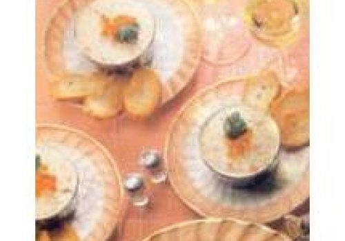 MOUSSE DE SAUMON FUMÉ Culinária Francesa
