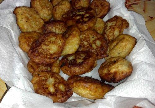 Cookies de Banana Light