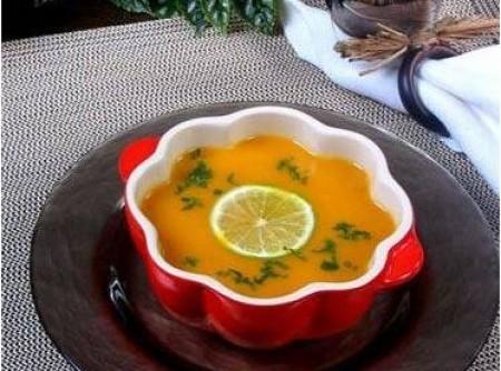Sopa de cenoura e curry | Mauro F Gomes