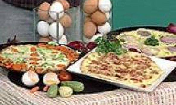 Omeletes( programa receita minuto)
