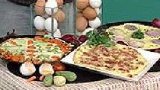 Omelete Tradicional