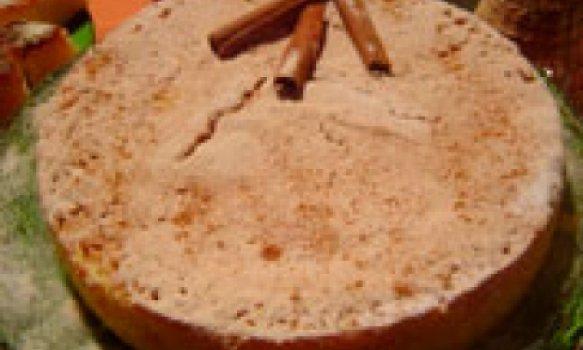 Pão de Ló de Iogurte